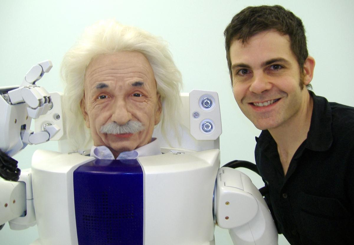 Robôs que espelham humanos